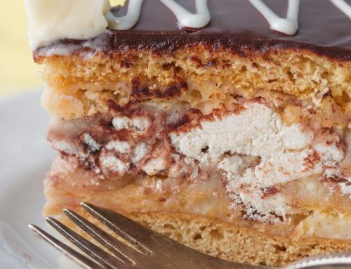 Торт «Лира»