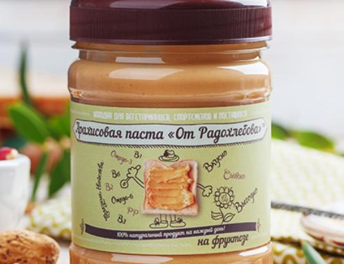 Арахисовая паста «На фруктозе»
